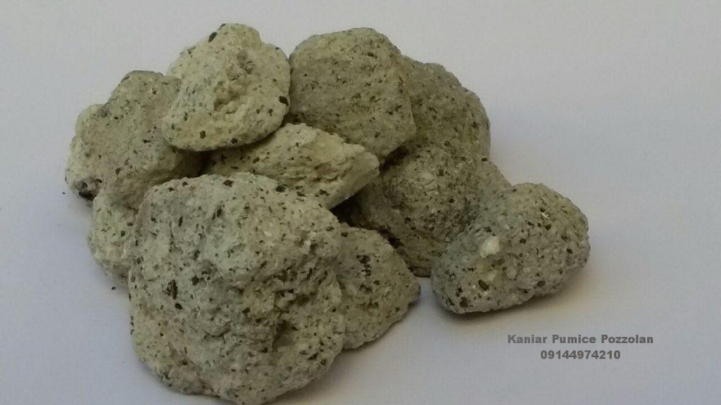 پوکه معدنی پوزولانی(Pozzolani mineral pumice)