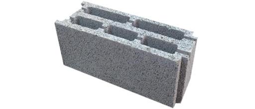 مشخصات بلوک سه جداره